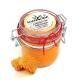 Sladučký med - organický soľný telový peeling